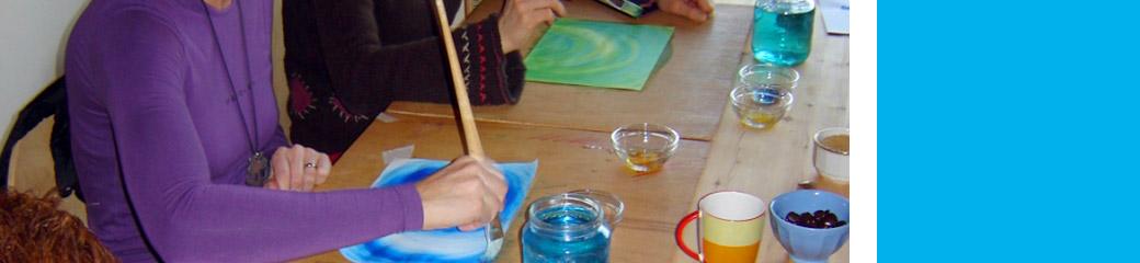 Colour harmony workshops - Kleur harmonie leven ...